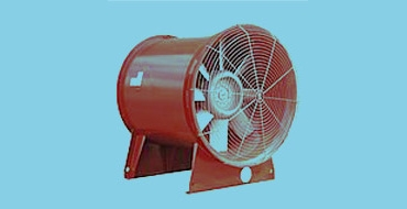 Portable Axial Flow Fan