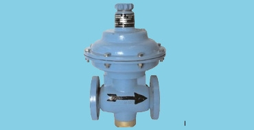 Pressure Regulating Valve Oil & Gas