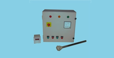Thermocouple & Control Panel